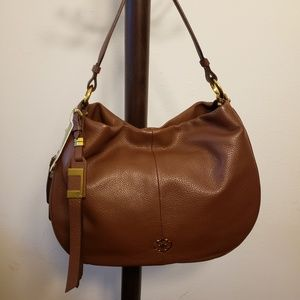 Oryany pebble leather with suede